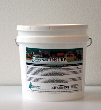 Chelated 12/12 Horse Mineral - 20 LBS. is approximately a 160 day supply